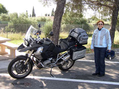 Christiane R1200GS
