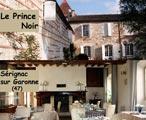 Hôtel Restaurant Le Prince Noir - Sérignac sur Garonne (47)