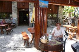 Restonica - Chez César