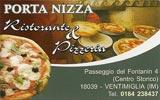 Restaurant Porta Nizza - Vintimille Italie