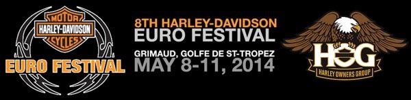 Euro festival Harley-Davidson 2014