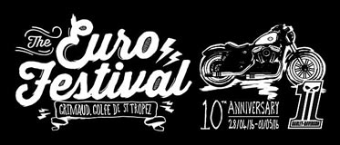 Euro festival Harley-Davidson 2016
