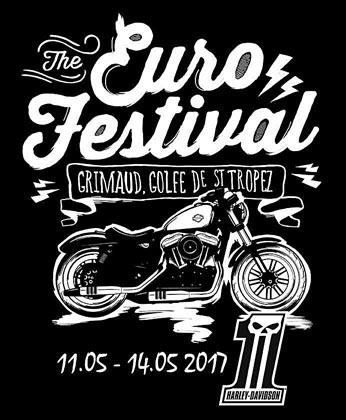 Euro festival Harley-Davidson 2017