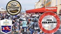 Les bikers bannis du port de Saint-Tropez