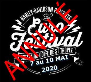 Euro Festival Harley-Davidson 2020