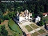 Château de la Barge - Courpière