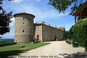 Château de Vollore - Vollore Ville