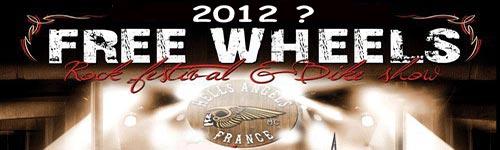 Free Wheels 2012 ?