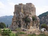 Batroun - Château de Mseilha (Msaylha)