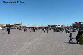 Place Jamaâ El Fna