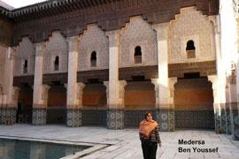 La Medersa Ben Youssef
