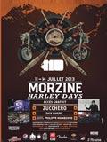 Affiche Morzine Harley Days 2013