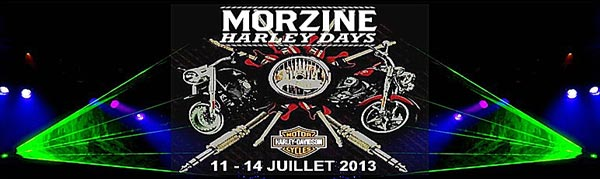 Morzine Harley Days 2013