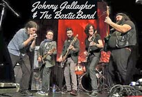 Johnny Gallagher & The Boxtie_Band