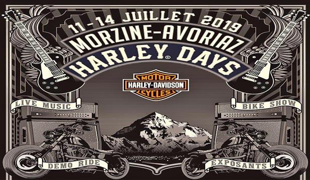 Morzine-Avoriaz Harley-Days 2019