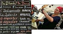 Brasserie La Blonde et La Brune - Néoules Var