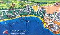 Plan d'Hammamet