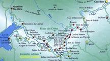 Itinéraire Gorges du Verdon
