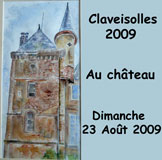 Logo Expo Claveisolles 2009