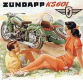 Zundapp KS601