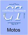 Logo Contrôle technique des motos