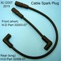 XL1200T 2015 - Cable Spark Plug - Part 32003-07 et 32006-07