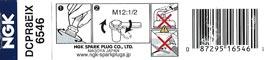 XL1200T 2015 - NGK Iridium IX - DCPR8EIX / 6546