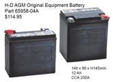 XL 1200T - OEM Battery65958_04A