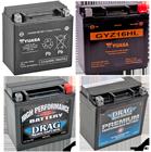 XL 1200V - Différents modèles de batterie