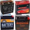 XL 1200T - Différents modèles de batterie