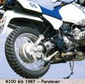 BMW R100 GS 1987