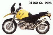 BMW R1100 GS 1998
