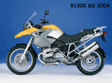 BMW R1200 GS 2004