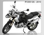 BMW R1200 GS 2010