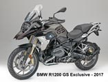 BMW R1200 GS Exclusive 2017