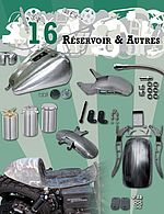 Custom Chrome Catalogue #16 2016