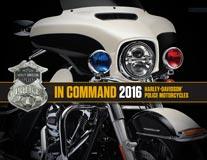 Harley-Davidson Police 2016