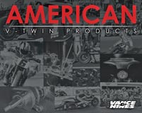 V&H American V-Twin Products - 2016