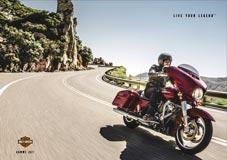 Harley-Davison Gamme 2017