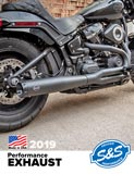 S&S Exhaust Catalog 2019 us