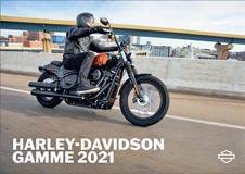 Harley-Davison Gamme 2021