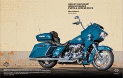 Harley-Davison Parts & Accessories 2020-2021