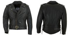 Fox Creek Leather - Jacket