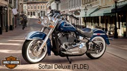 Softail Deluxe (FLDE)