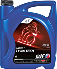 Elf Moto4 Twin Tech 20W60