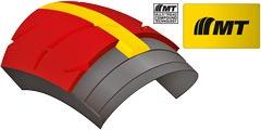 Technologie Dunlop Multi-Tread