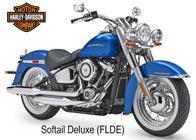 Harley-Davidson Softail / Cruiser Deluxe 2019