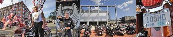 Harley-Davidson 105th Anniversary