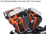 Le moteur Twin Cam 103 Harley-Davidson