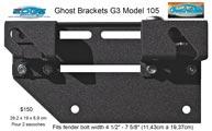 Ghost Brackets - G3 Model 105